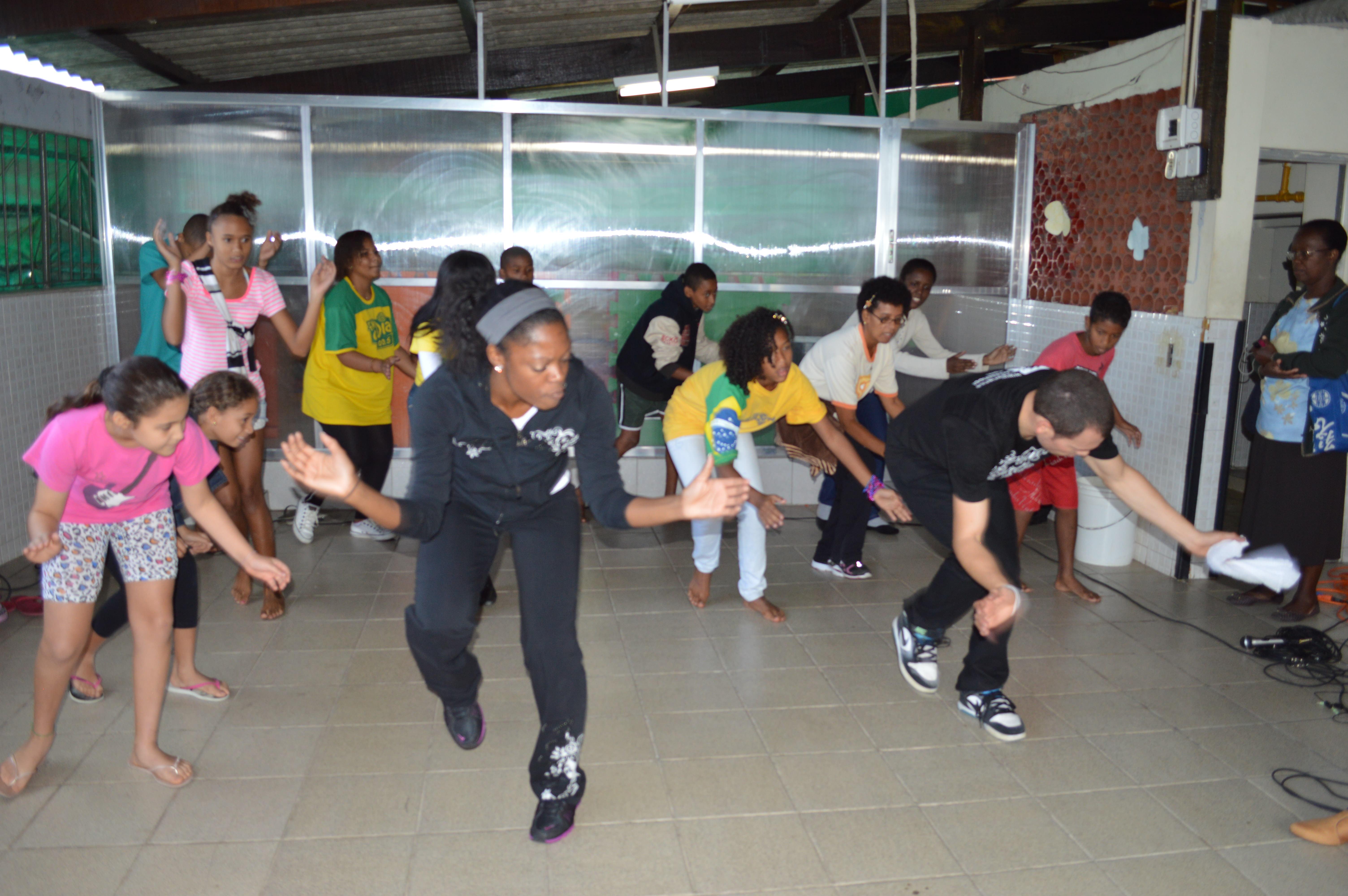 Brazil hop Hop